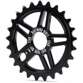 DARTMOOR Star Kettingblad, black